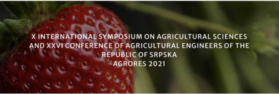 SMARTWATER project presentation at the AgroReS Symposium