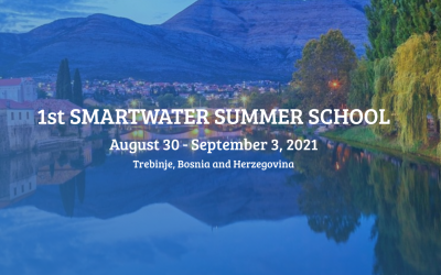 The first summer school within the SMARTWATER project!